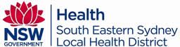 NSW Health - SESLHD logo